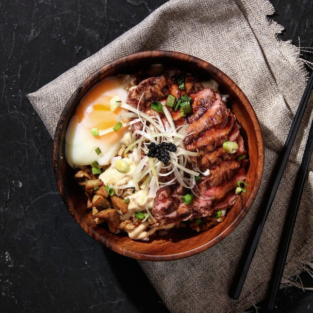 For 1-for-1 Donburi (save ~$28)