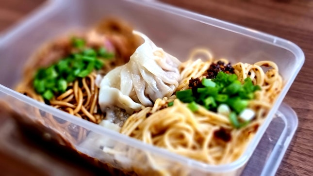 For 1-for-1 Main Dish (Takeaway) (save ~$18)