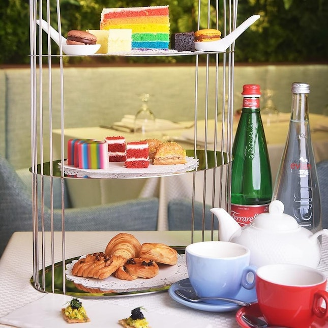 For 1-for-1 High Tea Buffet (save ~$69.33)