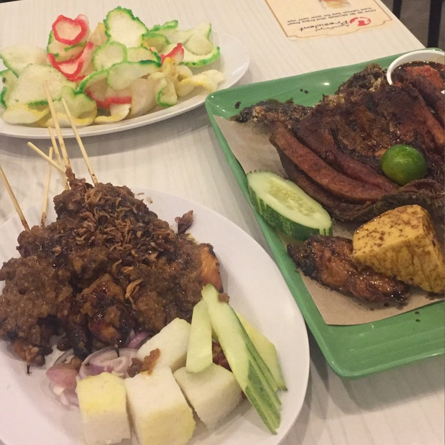 Satay & Grilled Fish