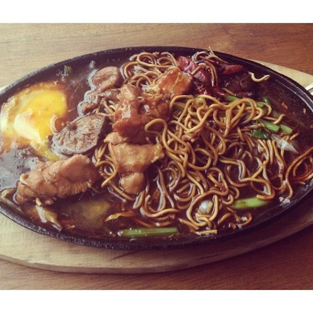 Claypot Chicken Noodle