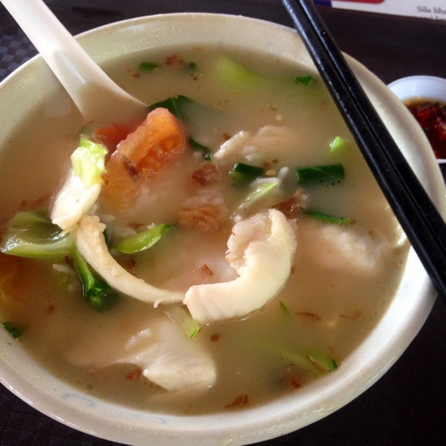 Best Milk Based Fish Soup