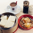Its been awhile...breakfast @yakunkayatoastsg the local way.