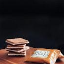 Flavour of this season @tokyomilkcheesesg Chocolate & Mascarpone Cookie .
