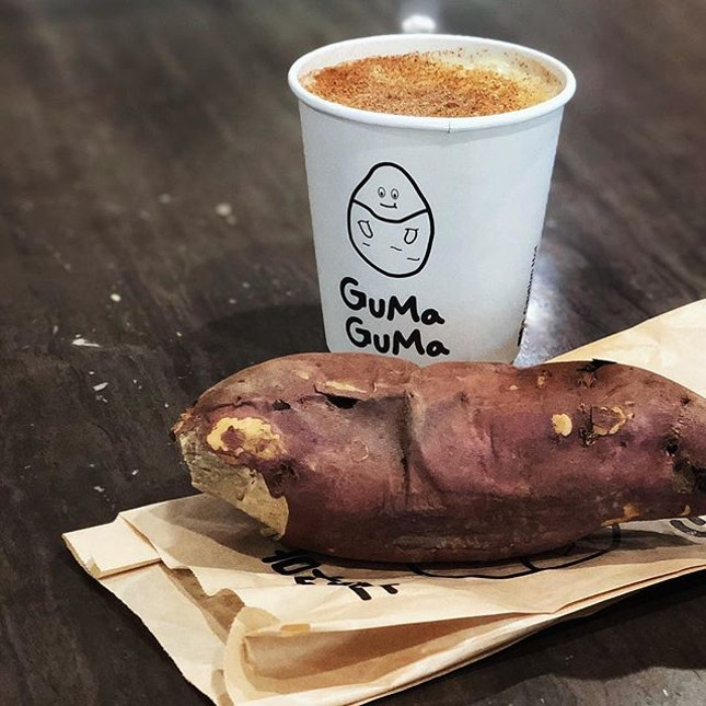 Sweet potato lovers out there!