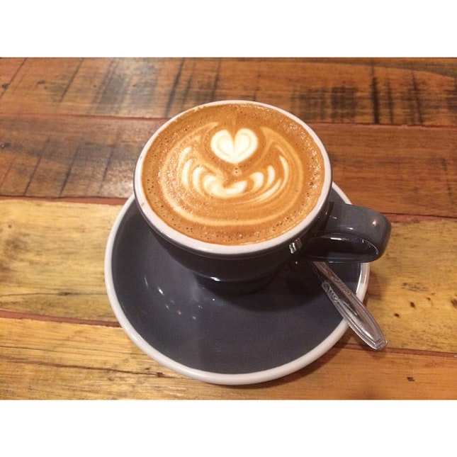 But another Flat White will do just fine for a caffeine boost!