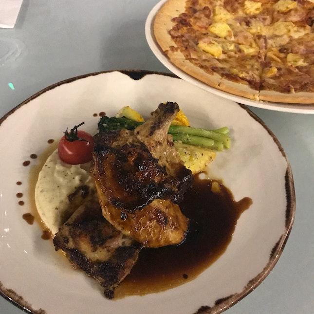 Grilled Chicken ($19)