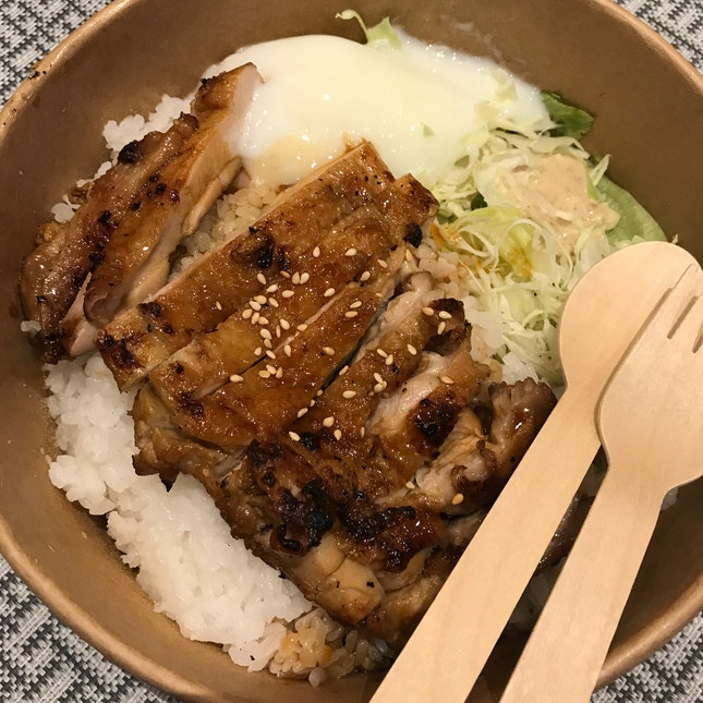 Grilled Chicken Bowl