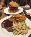 Ieat Super Burger / Hickory BBQ Chicken