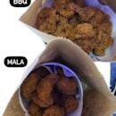 BBQ & Mala Super Chicken Pop