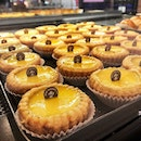 One of my favourite egg tart.