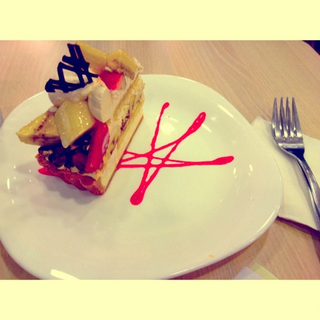 Nutty Caramel 😱😘 #dessert #heavenly