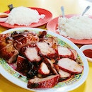 I love Char Siew and Roasted Duck!!!