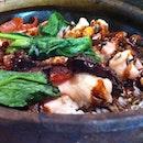 Clay Pot Rice 砂锅饭