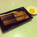 At Ramen Play with my @viv_ien :) #Bamboo #chicken woohoo!