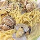 Asari Soup #Pasta 🍜  #Saizeriya #westernfood #food #foodie #foodiesg #sgfoodie #foodart #fooddiary #foodstagram #foodspotting #foodporn #foodphotography #sgfood #sgfoodporn #sgfooddiary #sgmakandiary #instafood #lifeisdeliciousinSingapore #Burpple #HungryGoWhere #8DaysEat #eatoutsg #eatbooksg #sgeats #thegrowingbelly