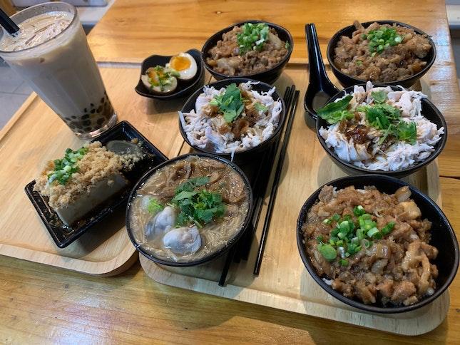 Satisfying The Taiwanese Food Cravings!