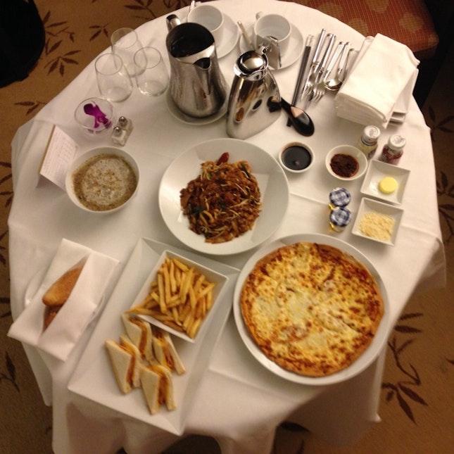 Mbs Room Service