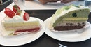 Strawberry Shortcake & Matcha Chestnut