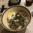 Beef Donburi Bowl