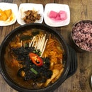 Fantastic Vegetarian Korean Food