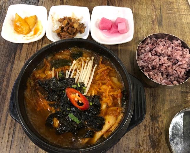 Fantastic Vegetarian Korean Food