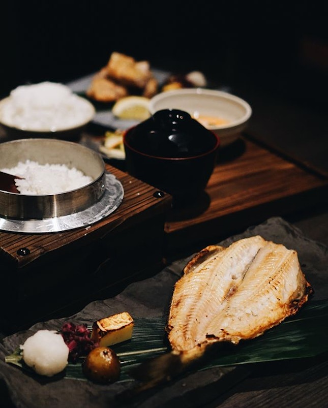 @ramen_keisuke's 19th outlet - charcoal grill and salad bar - opens at @payalebarsquare tomorrow!