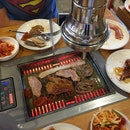 Korean BBQ Lunch Buffet