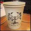 brazil coffee after lunch from #justwantcoffee #coffee #luxury #bliss #happy