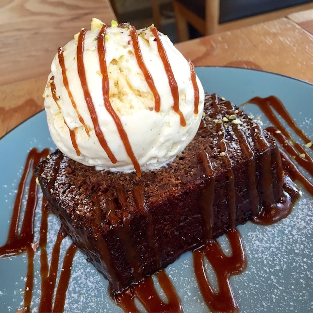 Yummilicious sticky date loaf!