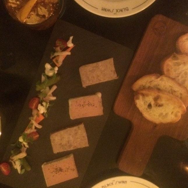 Foie Gras + Rilette