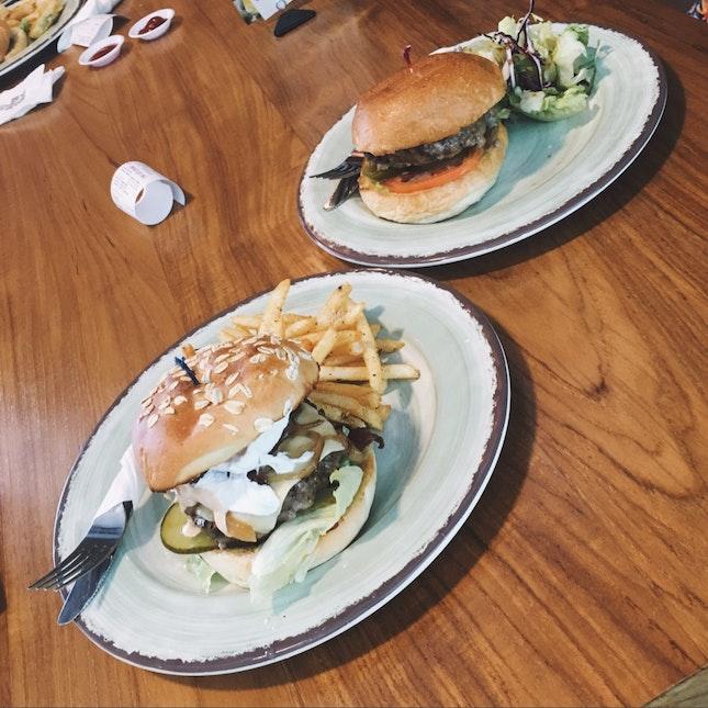 Burgers!!!!!