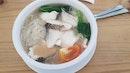 Sliced Fish Bee Hoon Soup ($5)