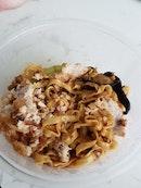 AMK Hainanese Abalone Minced Meat Noodle