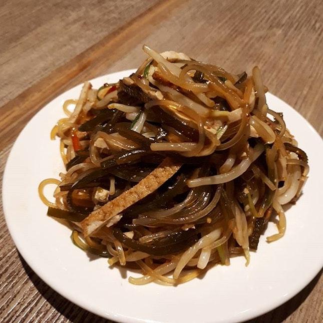 standard order at 鼎泰豊:  小菜 $4.80 炸酱面 $9.80 小笼包 (6pcs) $7.80  #dinner #whatiate #DTF #dintaifung #chinesefood #nomnom #foodporn #sgfood #sgfoodie #makan #sgeats #eatout #foreverhungry #keepeating #igsg #igers #inmytummy #burpple #comfortfood #instafood #ishootieat #cameraeatsfirst #foodpics #tuesday
