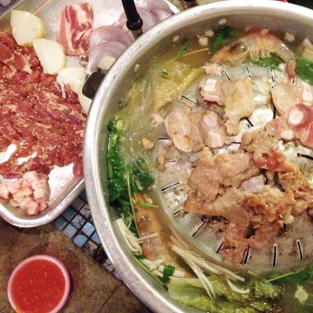 how to make tom yum soup base