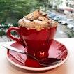 Hot Chocolate ($6.50)