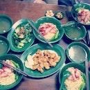 Lunch at Tanjong Katong today!