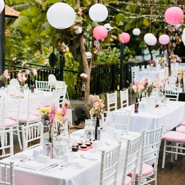 Singapore Wedding Reception Venues