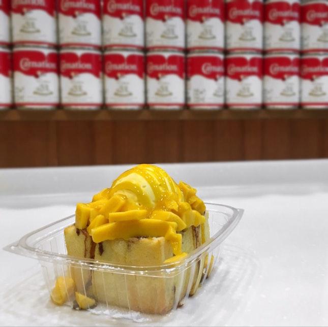 Mango Shibuya Toast