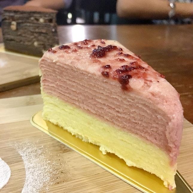 Subpar Crepe Cake