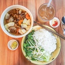Thanks to @burpple, I just found a pretty good Vietnamese food near my place.