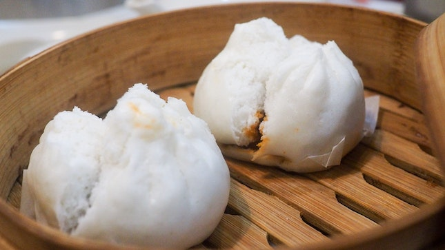 Honey BBQ Pork Bun ($3.90/3 pcs)