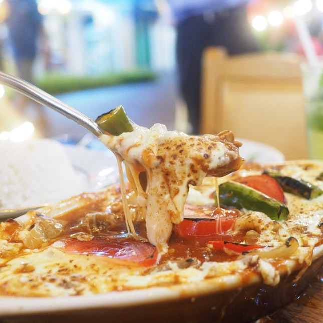 Patlican Musakka ($24) [or $15 via the Communal Dining at Kampong Glam App or FB Messenger]