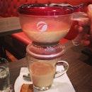 Chocolate chai tea.
