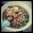 Pork Noodles @ Restoran Nam Chun,  Bangsar