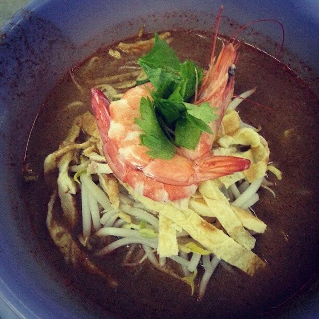 Aunt Christina' s Sarawak Laksa ♥♥ @ Restoran Nam Chun,  Bangsar
