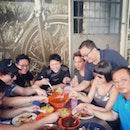 nasi kandaring with chef Michael Han #hennessyxo2012penang