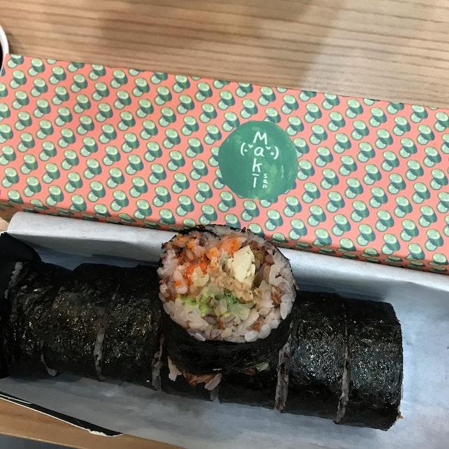 Mega San Sushi