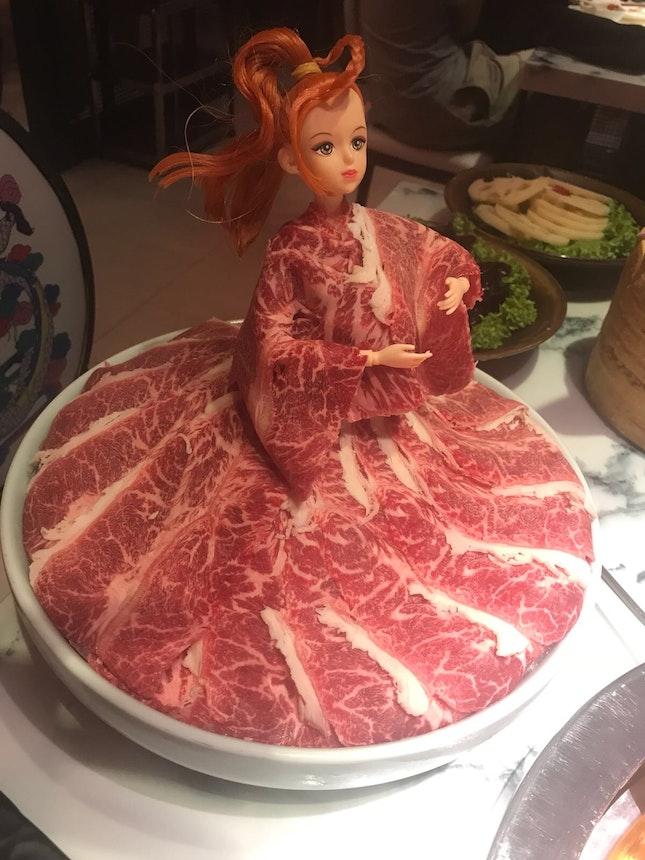 Wagyu Beef Slices